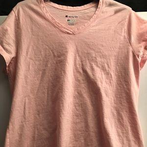 Champion T-Shirt pink